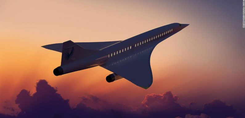 Supersonic flights are set to return — here's how they can succeed where Concorde failed