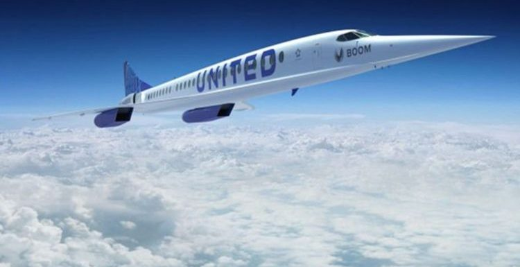 Supersonic plane to fly passengers London to New York in 3.5 hours – launch date announced