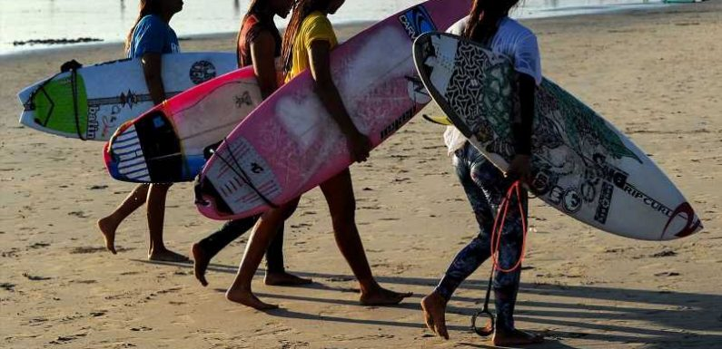 Surf Destinations That'll Start Your Summer Off Right