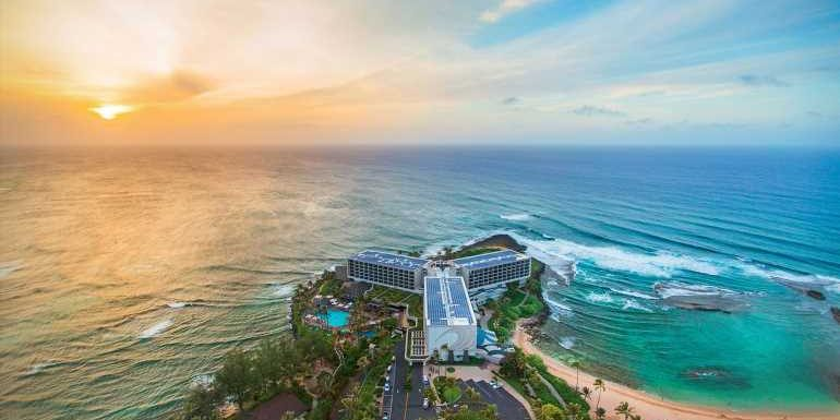 Surf's up at extensively renovated Turtle Bay