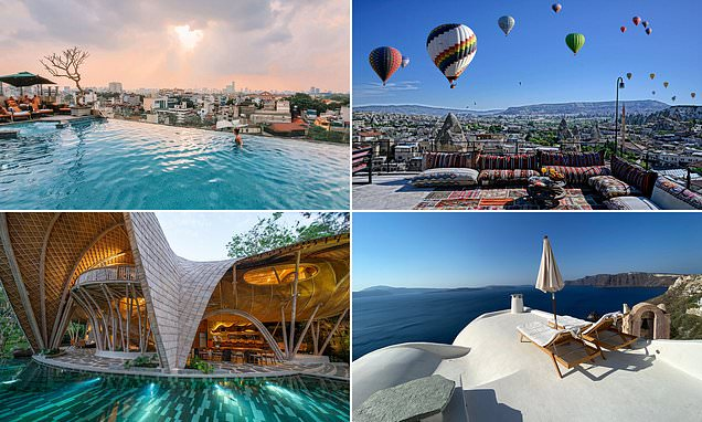 The 25 hottest new hotels ranked by the 2021 Tripadvisor awards