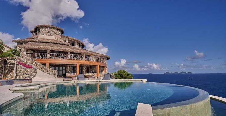 The Aerial BVI is a Truly Fascinating Addition to the British Virgin Islands