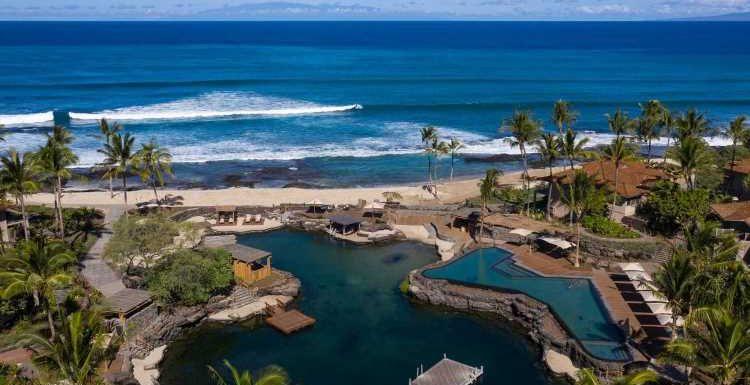 The New and Improved Four Seasons Hualalai Unveils the Incredible Kumu Kai Marine Center