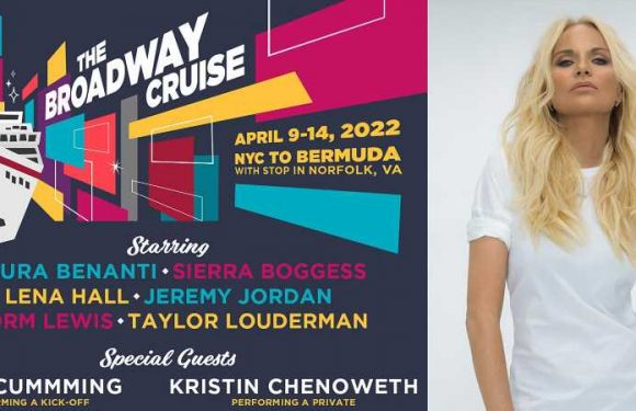 This Broadway Cruise Itinerary Includes Performances by Kristin Chenoweth and Alan Cumming