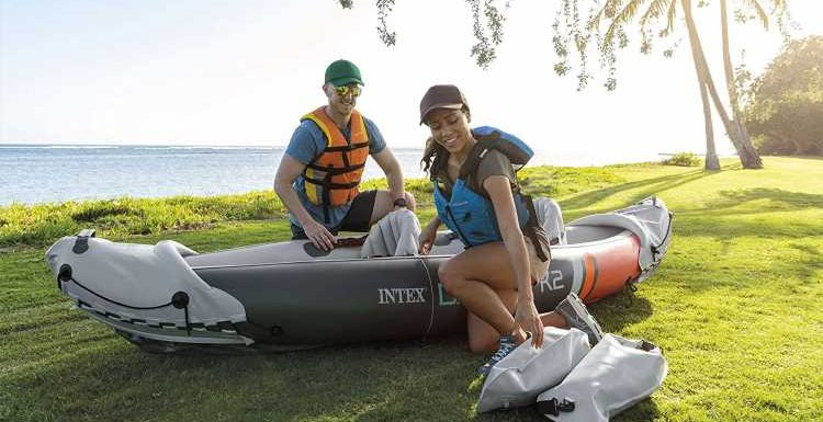 This Inflatable Kayak Is an Amazon No. 1 Best-seller – and It's Almost 40% Off for Prime Day