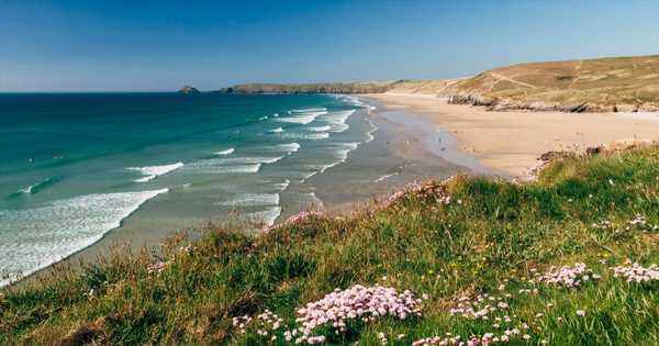 Top 10 beaches in the UK to visit this summer ranked – from Cornwall to Kent