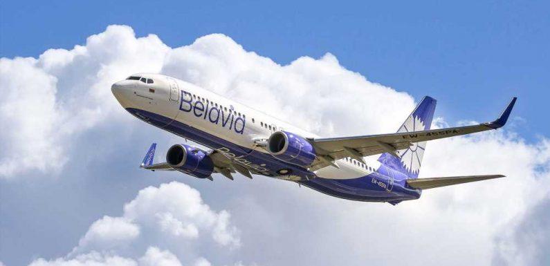 U.S. banning Belarus air ticket sales