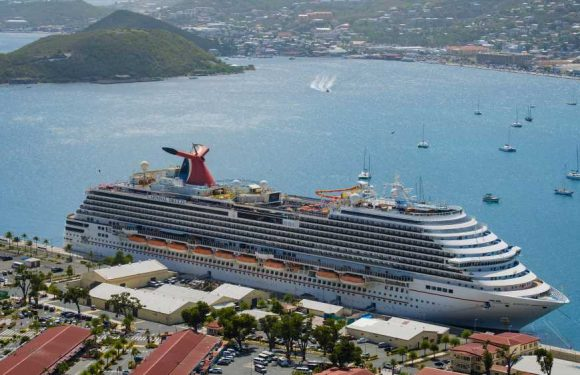 USVI governor requests cruise exemption to Florida ban on 'vaccine passports'