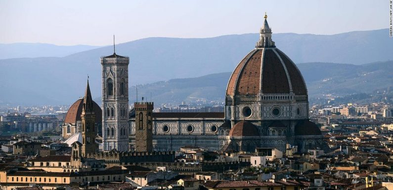 Uffizi Diffusi: Florence's most famous art gallery launches 'scattered' exhibitions