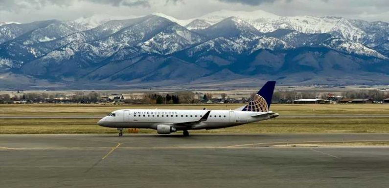 United bets big on winter travel in 39-route boost to the mountains