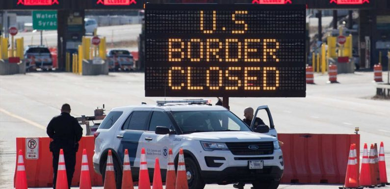 When can Americans travel to Canada? Answer elusive as border restrictions extended