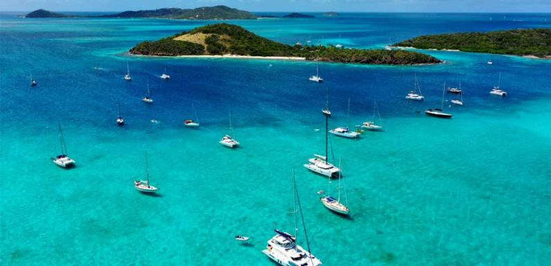 While St. Vincent focuses on cleanup, the Grenadines are ready for tourists