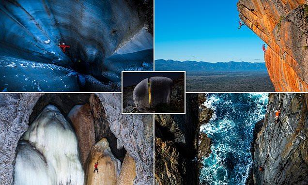 Winners of a prestigious mountaineering photo contest revealed