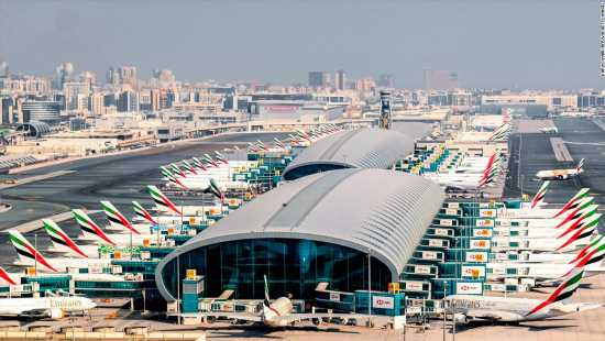 'World's busiest' international airport says it's ready to bounce back
