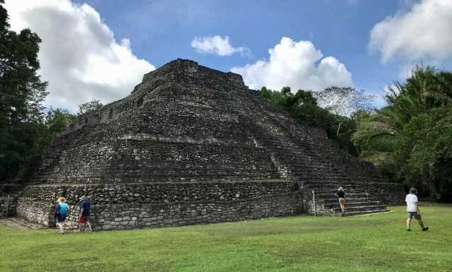 You now can have Mayan ruins, once crowded with cruisers, all to yourself