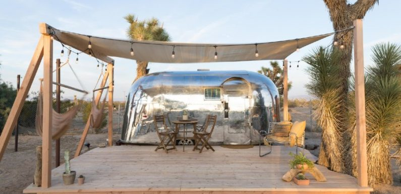 7 Picturesque California Glamping Destinations for Luxury Campers