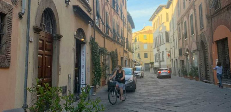 A most satisfying stopover in Lucca