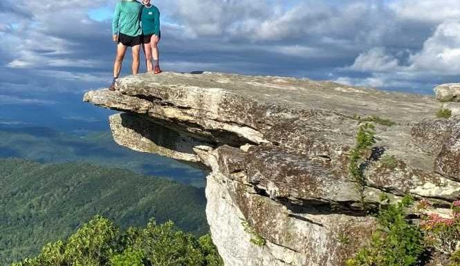 Adventurous Michigan newlyweds' honeymoon advice: Take a (2,193-mile) hike!