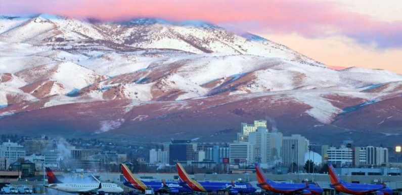 Airports in U.S. West dealing with shortage of jet fuel