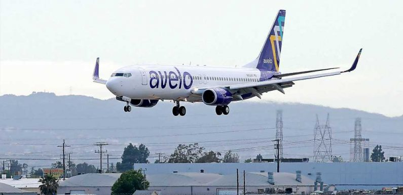 Avelo adding routes from Burbank