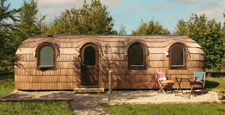 Blyth Rise Stays: Convene with nature at this luxurious glamping spot