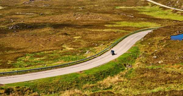 Britain's top road trips – including Scotland's alternative to Route 66