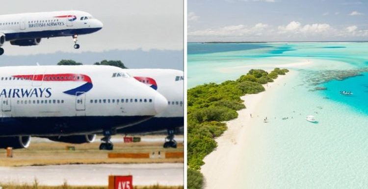 British Airways kicks off summer sale with flights starting at £30 – Europe and Caribbean