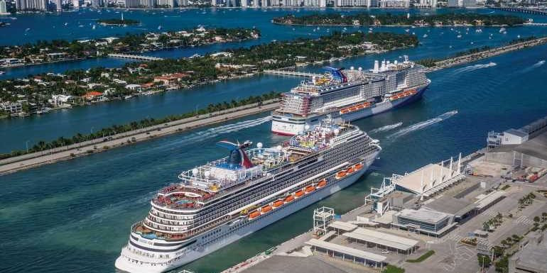 Carnival Cruise Line unveils ship relaunch plans
