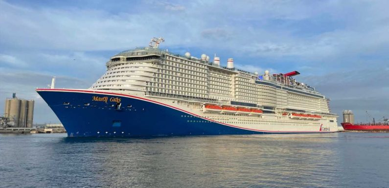 Carnival is making cruisers work a little harder to enjoy its loyalty perks