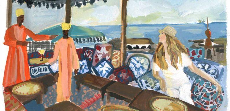 Connie Britton on the Magic of Zanzibar