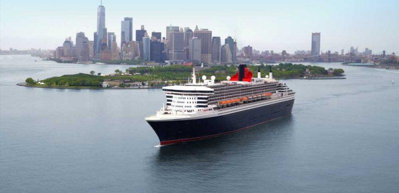 Cunard Line reveals new fleet plan for return to cruising