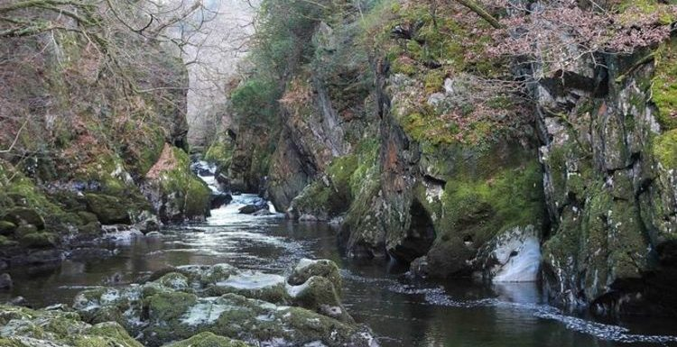 Discover where 'fairies live' in this Welsh beauty spot in Conwy