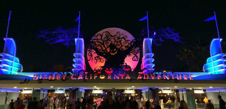 Disneyland's Oogie Boogie Bash is back — and tickets are now on sale