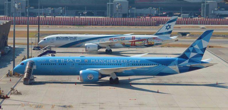 El Al and Etihad announce codeshare flights and reciprocal benefits