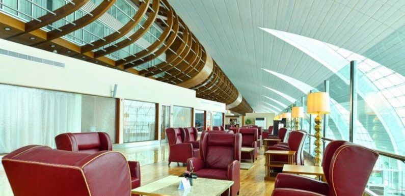 Emirates reopens first class lounge in Dubai as top-end passenger numbers rise