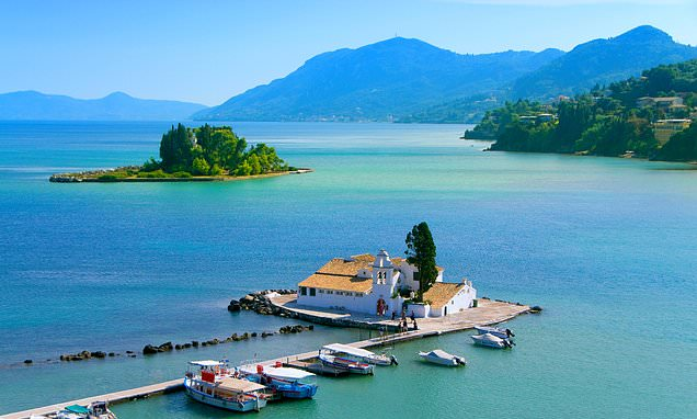 Exclusive for MoS readers: Discover Corfu with Lee Durrell