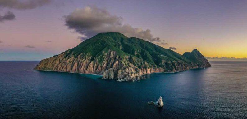 Good news for tourism on the Caribbean island of Saba