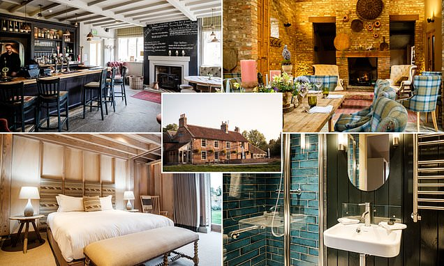 Great British boltholes: The Alice Hawthorn,North Yorkshire