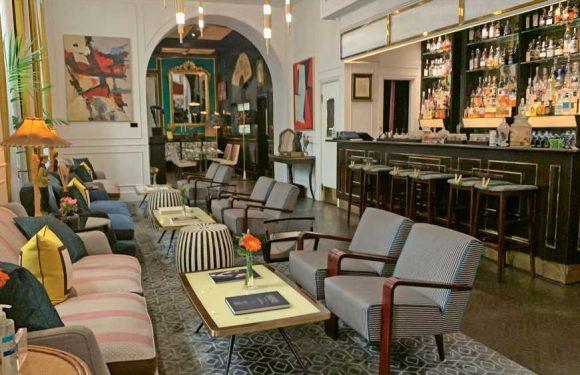 Hard to say 'arrivederci' to Rome's Hotel Vilon