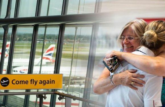 Heathrow Airport to give away free flights to celebrate quarantine-free travel