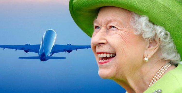 'Her secret weapon': Queen Elizabeth uses 'interesting' treat to beat jet lag