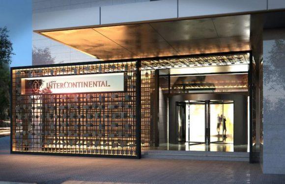 Hospitality major IHG plans 'brand defining' Intercontinental hotel in Riyadh