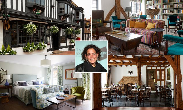 Inside the pub with rooms renovated by Hotel Inspector Alex Polizzi