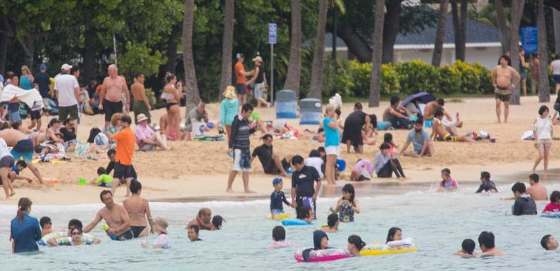 Maui is trying to make it more expensive to visit as Hawaii continue to be slammed with visitors