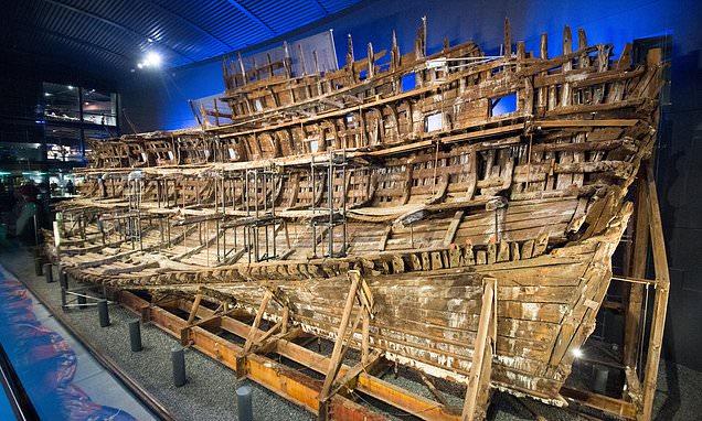 New immersive exhibition at Portsmouth's Historic Dockyard