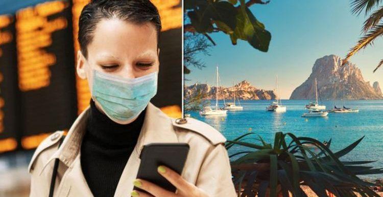 'No point booking': Britons despair as Ibiza, Majorca and Menorca 'back on amber list'