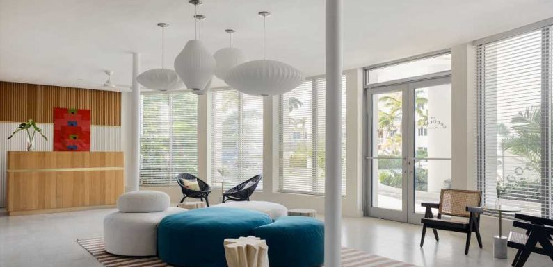 Past and present come together at Kimpton Goodland Fort Lauderdale Beach