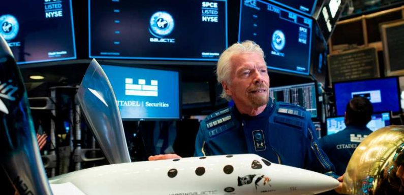 Richard Branson and Jeff Bezos Both Plan to Travel to Space This Month — and Branson Is in the Lead