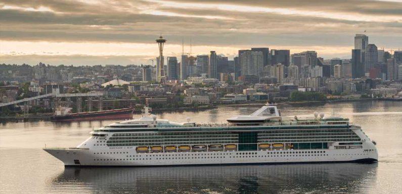 Royal Caribbean kicks off shortened 2021 Alaska cruise season