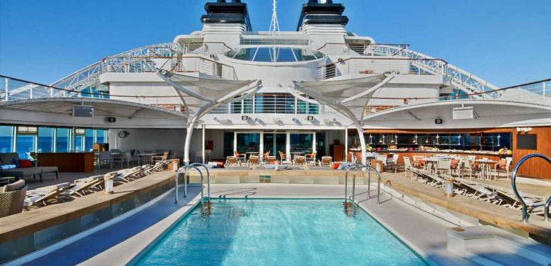 Seabourn Ovation to make Caribbean debut